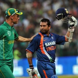 India v South Africa, 3rd ODI, Ahmedabad - Tendulkar and Sehwag rested for 3rd ODI