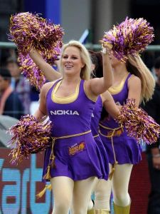 Hot Cheerleaders Photos - IPL Hot Cheerleaders Photos, IPL 2011 Sexy Cheerleaders Wallpapers, Kolkata Knight Riders Cheerleaders