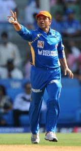 Mumbai Indians v Pune Warriors, IPL 2011, Mumbai